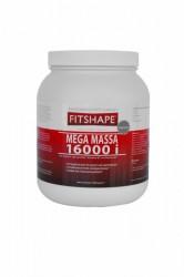 Fitshape Mega Massa 16000 I 1,2 kg nu online kopen