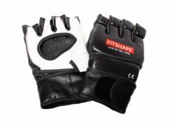 Fitshape Grappling Handschoen Leder