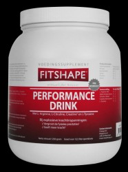 Fitshape Maximum Energy Boost 1250 gram nu online kopen
