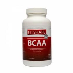 Fitshape BCAA 120 tabletten | BCAA Aminozuren