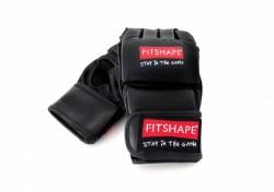 Fitshape UFC Free Fight / MMA handschoenen Leder