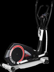 Flow Fitness DCT350i Up Crosstrainer - Kinomap en bluetooth
