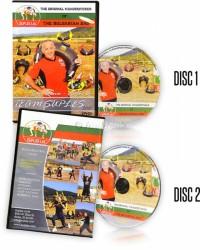 Instruktážní DVD k posilovacímu bulharskému pytli Suples nyní koupit online