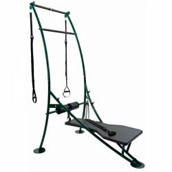 GardenGym multi-gym Basic + Tubes & Straps Outdoor