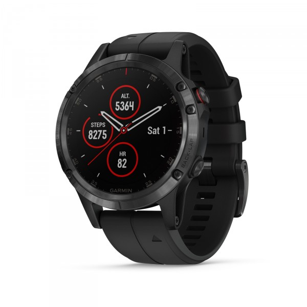 Garmin Fenix 5 Plus Saphir