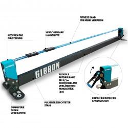 Gibbon Slackline SlackRack Fitness Edition - 50 mm x 4 meter