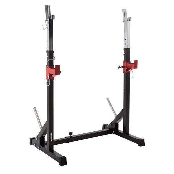 Rack à squat Hammer Core 2.0