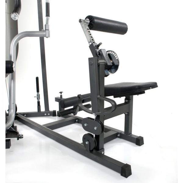Appareil pour abdominaux et dos Finnlo pour station de musculation Autark 6000