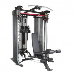 Finnlo by Hammer Krachtstation Maximum Inspire FT2 incl. Halterbank en Leg Curl