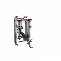 Finnlo by Hammer Krachtstation Maximum Inspire FT2 incl. Halterbank en Leg Curl nu online kopen