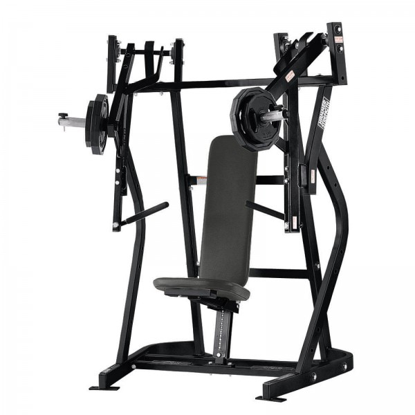 Iso-Lateral Bench Press Hammer Strength by Life Fitness