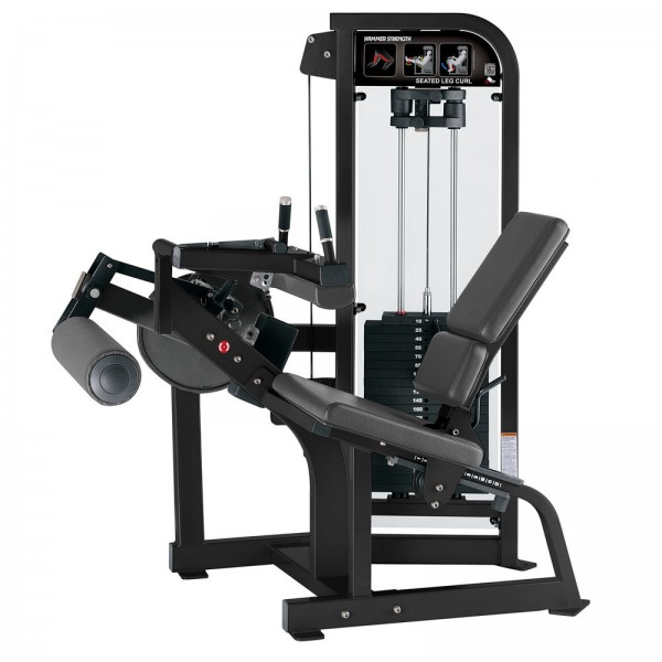 Hammer Strength by Life Fitness Krachtstation SE Seated Leg Curl