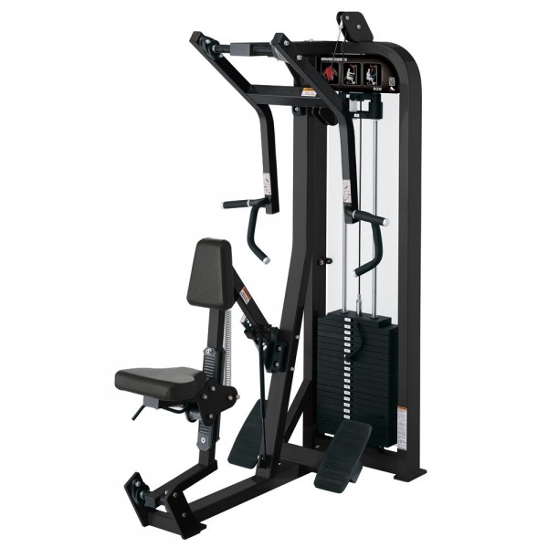 Seated Row Hammer Strength by Life Fitness Select