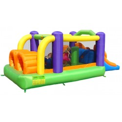 Happy Hop bouncing castle adventureland purchase online now