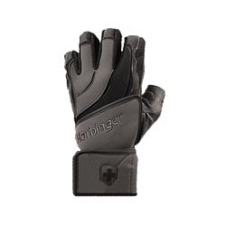 Gants de musculation Harbinger WristWrap Training Grip