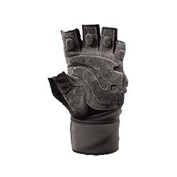 Harbinger Trainingshandschoenen WristWrap Training Grip Detailbild