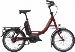 Hercules e-bike Rob Fold (foldable, 20 inches)