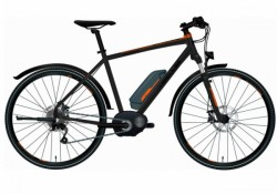 Hercules E-Bike Rob Cross Sport 2017 (Diamant, 28 Zoll) RH52