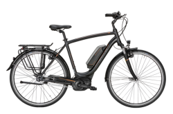 Hercules e-bike Robert F7 (Diamond, 28 inches)