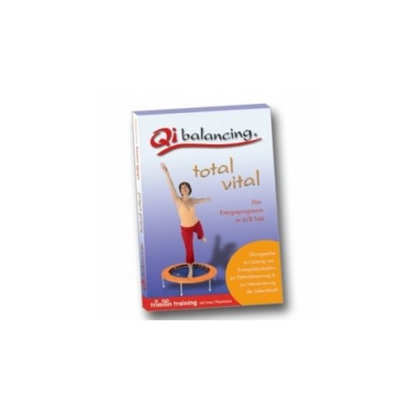 DVD d'exercices 'Qi balancing total vital' Heymans
