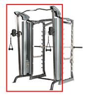 Hoist Dual HI-LO rope pull for PTS1000