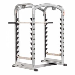 Rack à squat Hoist Fitness Dual Action Smith