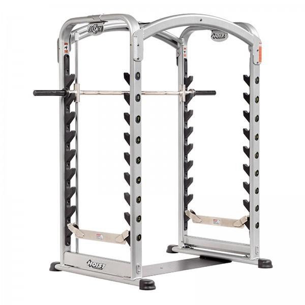 Hoist Fitness Squat Rack Dual Action Smith