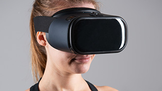 Figure: The VR holder for your smartphone