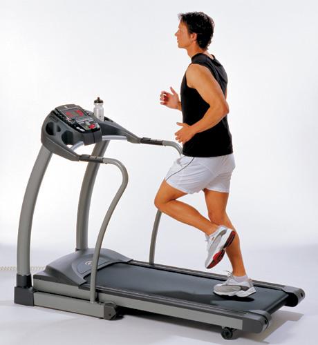 Horizon Fitness Treadmill Paragon Iii Hrc: Horizon Treadmill Elite 407