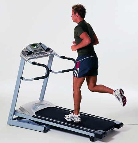 Tapis De Course Horizon Omega Iii Hrc Entertainment T Fitness