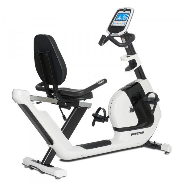 Vélo semi-allongé Horizon Fitness R8.0