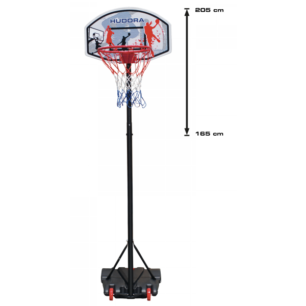 Panier de basket Hudora All Stars 205
