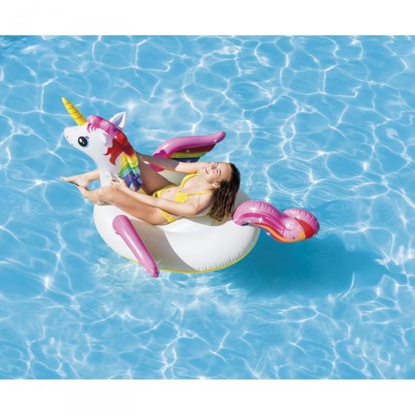 Bouée Intex RideOn Unicorn
