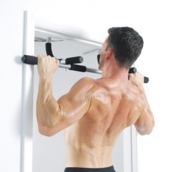 Iron Gym Optrekstang Plus Version Detailbild