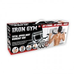 Víceúčelová hrazda Iron Gym Plus Version Detailbild
