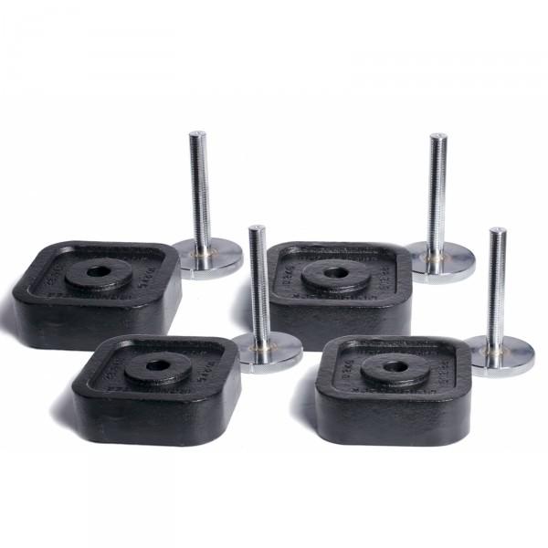 Ironmaster gewichtsschijvenkit voor Quick Lock korte halters