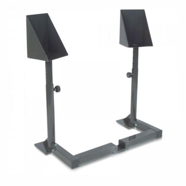 Stand Unit Ironmaster pour rack d'haltères longs pour Super Bench