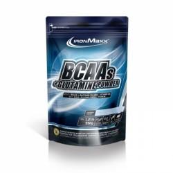 IronMaxx BCAAs + Glutamine - Beutel 550g