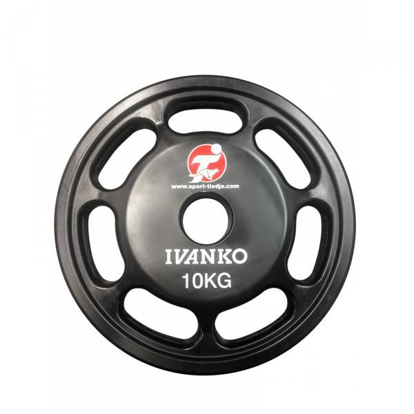 Disque de musculation Ivanko 50 mm
