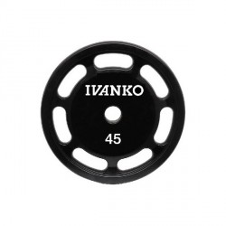 Ivanko 50mm Urethane Weight Plate nyní koupit online