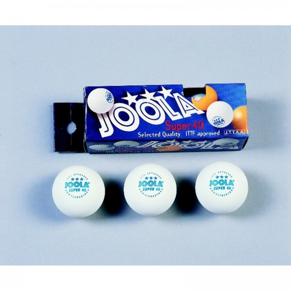 Balles de tennis de table Joola Super