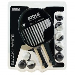 JOOLA TT-Set Black+White