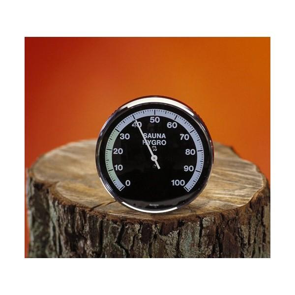 EOS/Dr. Kern sauna hygrometer