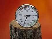 EOS/Dr. Kern sauna climate analyser 160mm