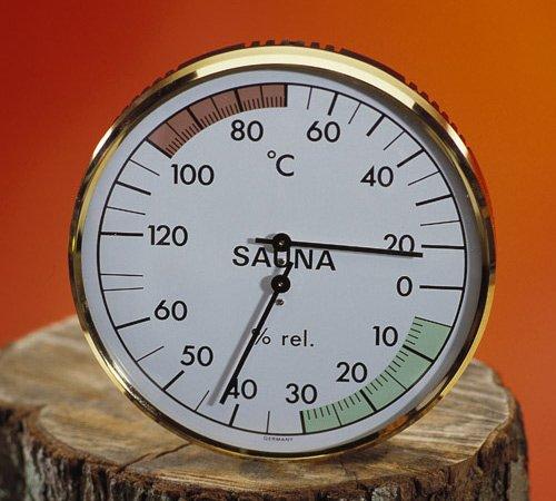 EOS/Dr. Kern Sauna Klimaatmeter 160 mm