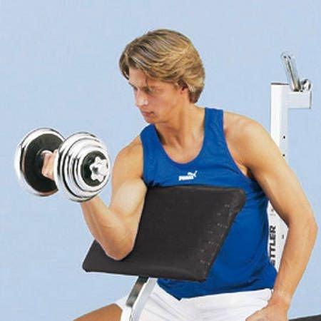 Kettler Biceps-Curlsteun Selection zwart