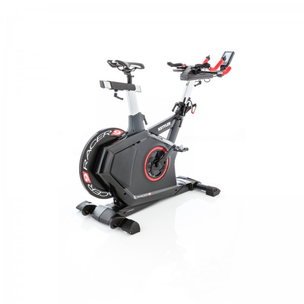 Kettler indoor cycle Racer 9 incl. Kettler World Tours 2.0