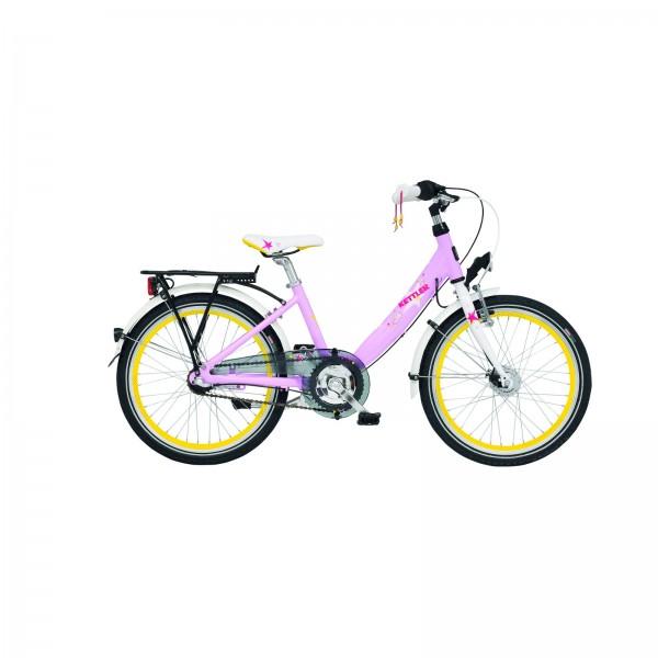 kettler kinder fahrrad layana girl 20 zoll t fitness. Black Bedroom Furniture Sets. Home Design Ideas