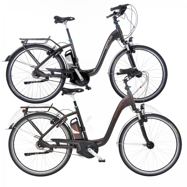 Kettler e-bike Obra Ergo RT (Wave, 28 inches)
