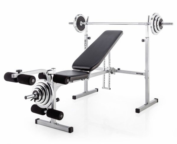 Kettler halterbank Axos Weight Bench